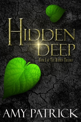 HIDDEN DEEP is out now! Click through to buy it on Amazon.
