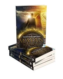 Book 1 - Mayan Blood