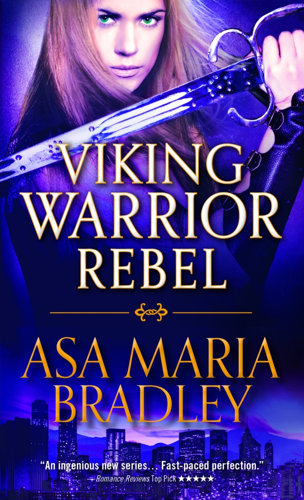 Viking Warrior Rebel - click on the pic to pre-order from Amazon!